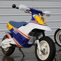 Street Legal With Rothman's Livery - 1991 Honda EZ-9