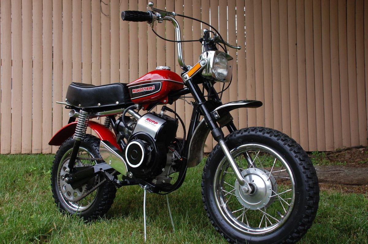 1971 Rupp Roadster 2 Bike Urious