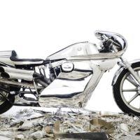 Salt Flat Racer - 1972 Harley-Davidson Sportster Custom
