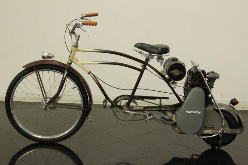 Sears Powerbike - Left Side