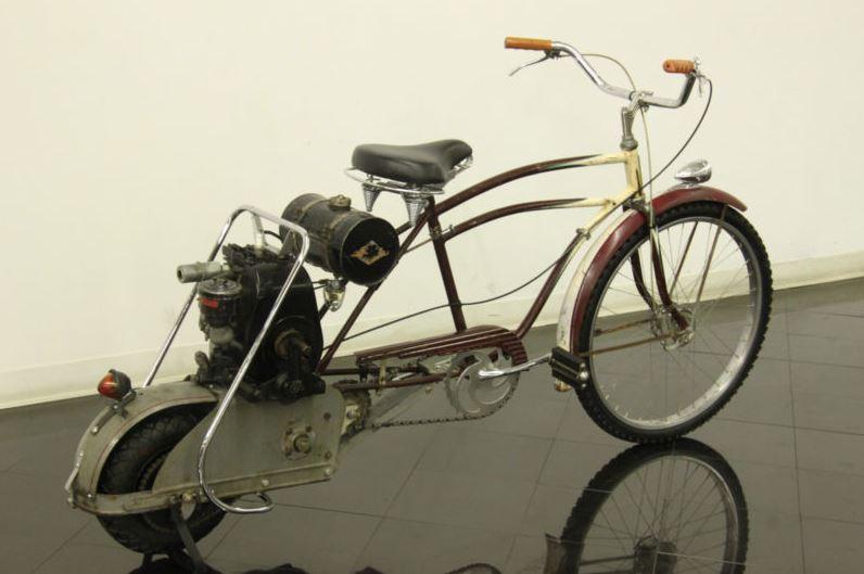 Sears Powerbike - Right Side