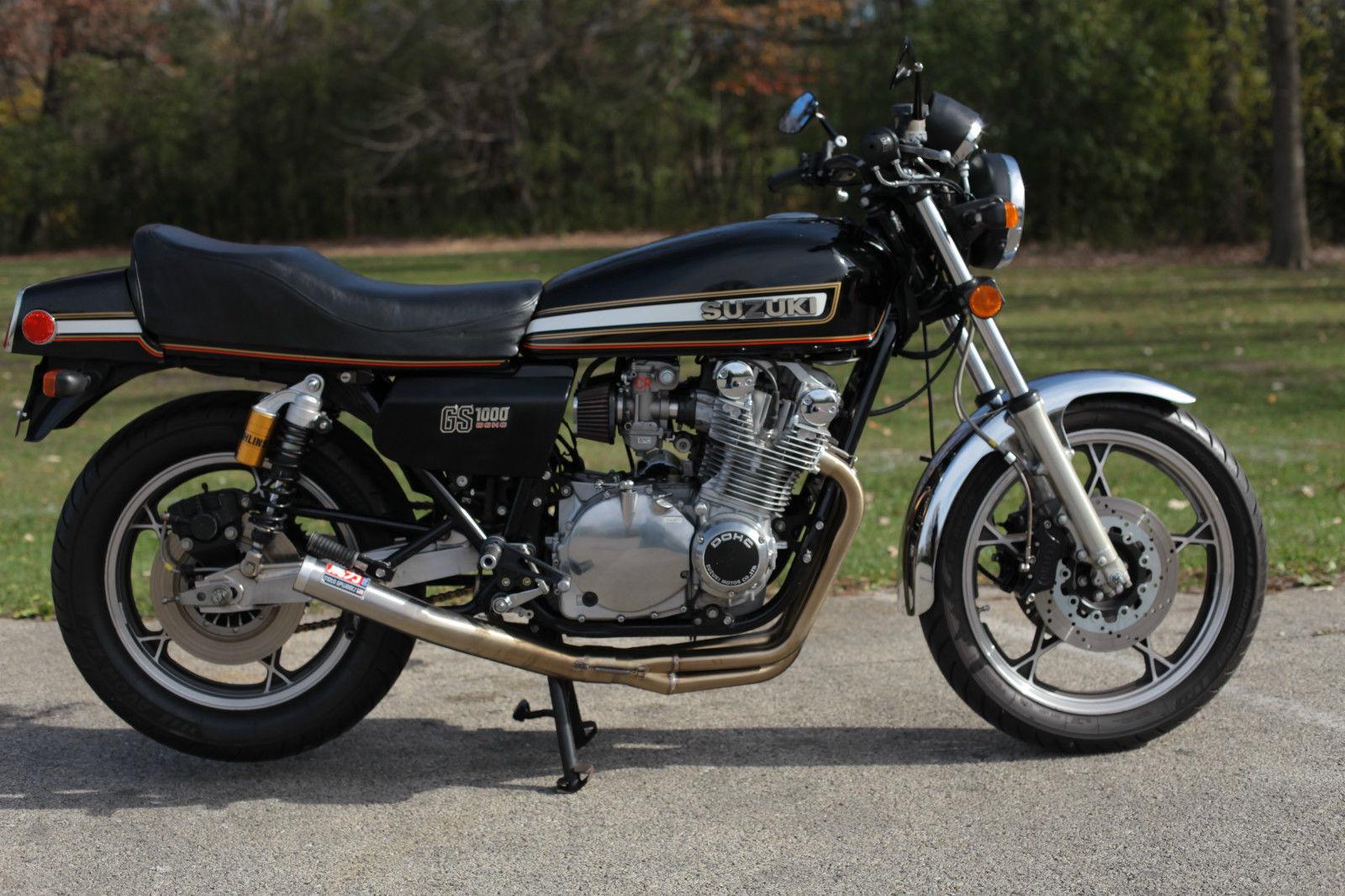 Suzuki Gs Bobber Parts