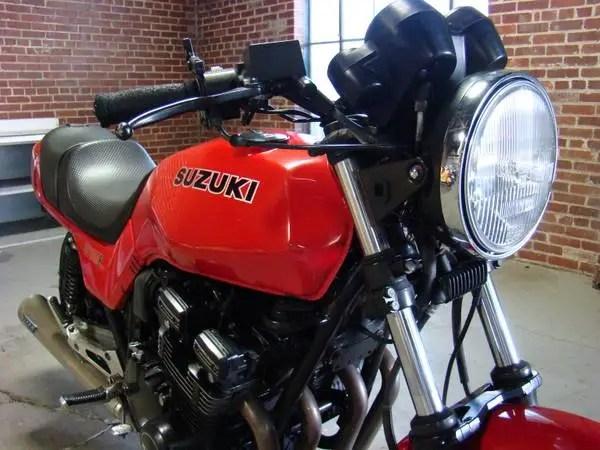 Jekyll and Hyde – 2x 1983 Suzuki GS1100E – Bike-urious