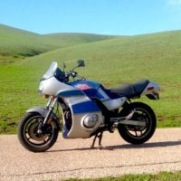 Rider Magazine Feature - 1983 Suzuki GS750E