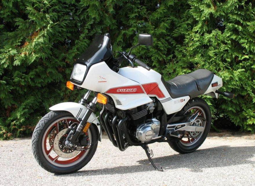 1983 suzuki gs750es by - photo #10