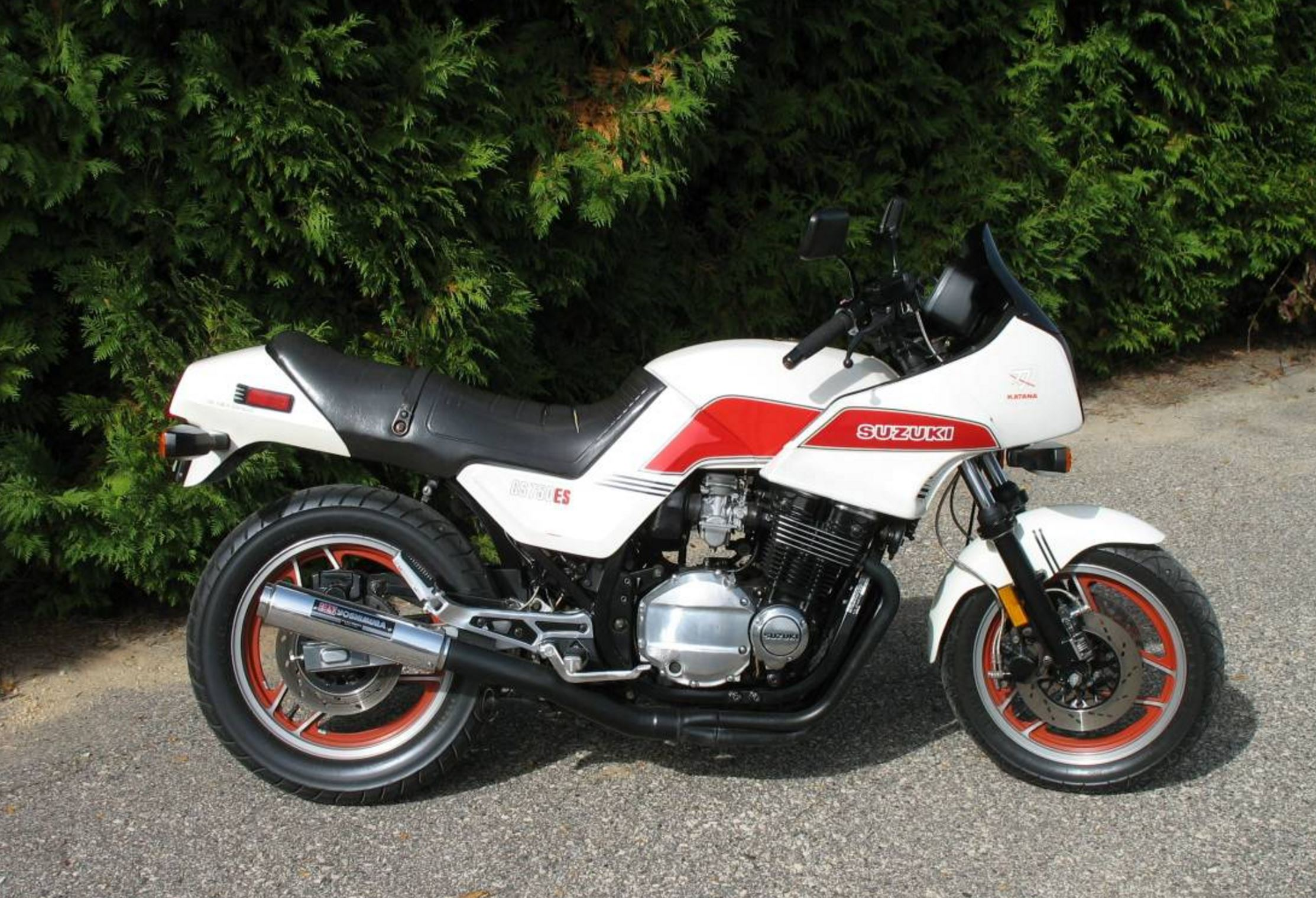 1983 suzuki gs750es by - photo #7