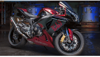 "162 Horsepower ""Dirt"" Bike – Suzuki GSX-R 1000 Custom – Bike"