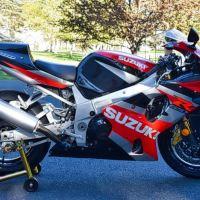 2002 Suzuki GSX-R1000
