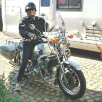 In Germany - 1976 Suzuki GT750 Patroller