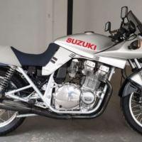 1 of 45 - 1982 Suzuki Katana GSX1100SXZ
