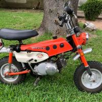 Trailhopper – 1971 Suzuki MT-50