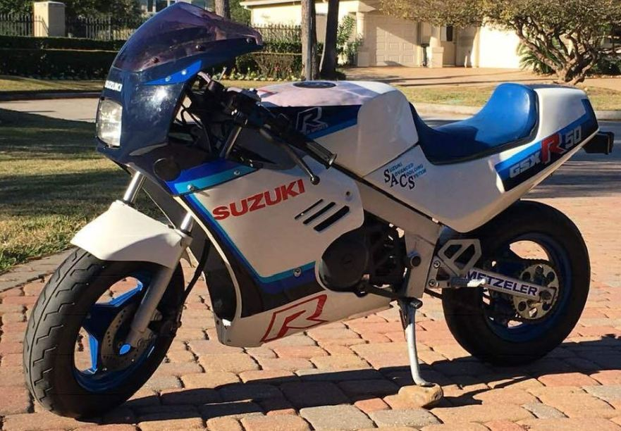 SUZUKI GAG (RB50, GSX-R50) Custom Parts - Webike