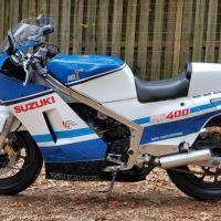 1985 Suzuki RG400 Gamma