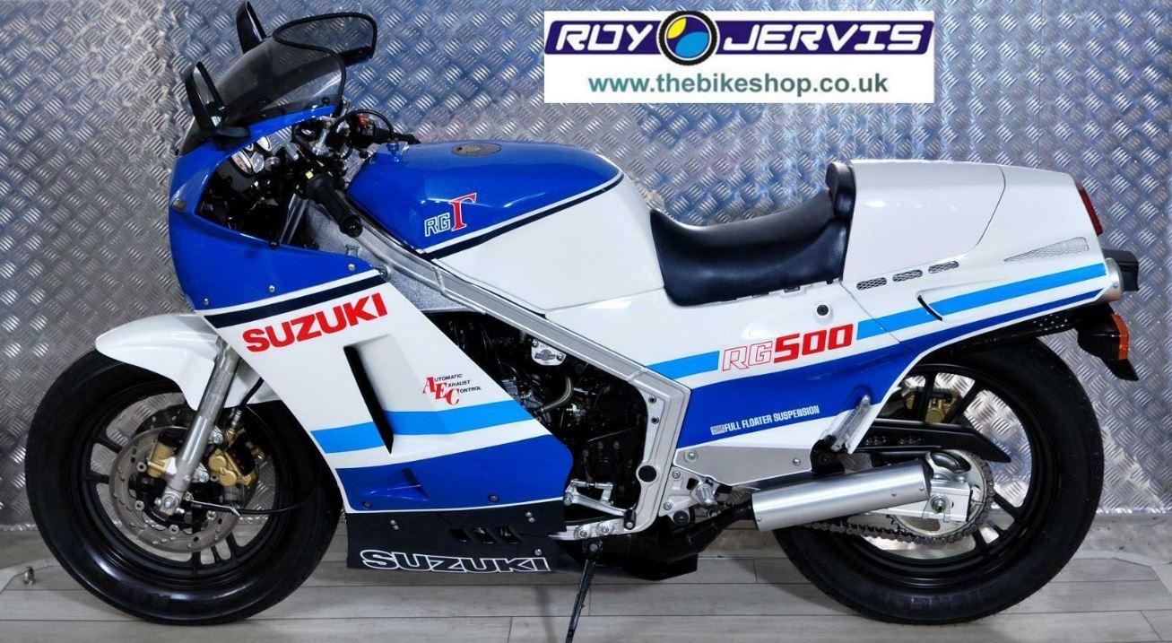SUZUKI RG 500 GAMMA STANDARD SCREEN