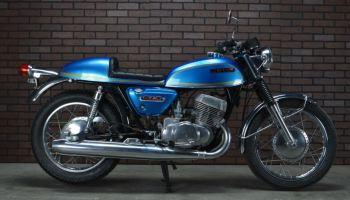 underrated – 1970 suzuki titan t500 | bike-urious
