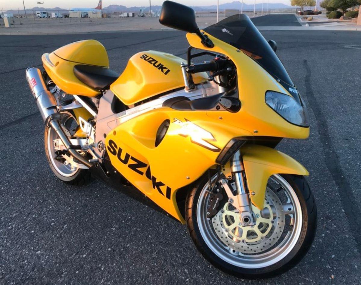 Well Kept  U2013 2001 Suzuki Tl1000r