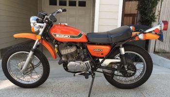 Never Started But Ending Soon – 1974 MZ TS250 – Bike-urious