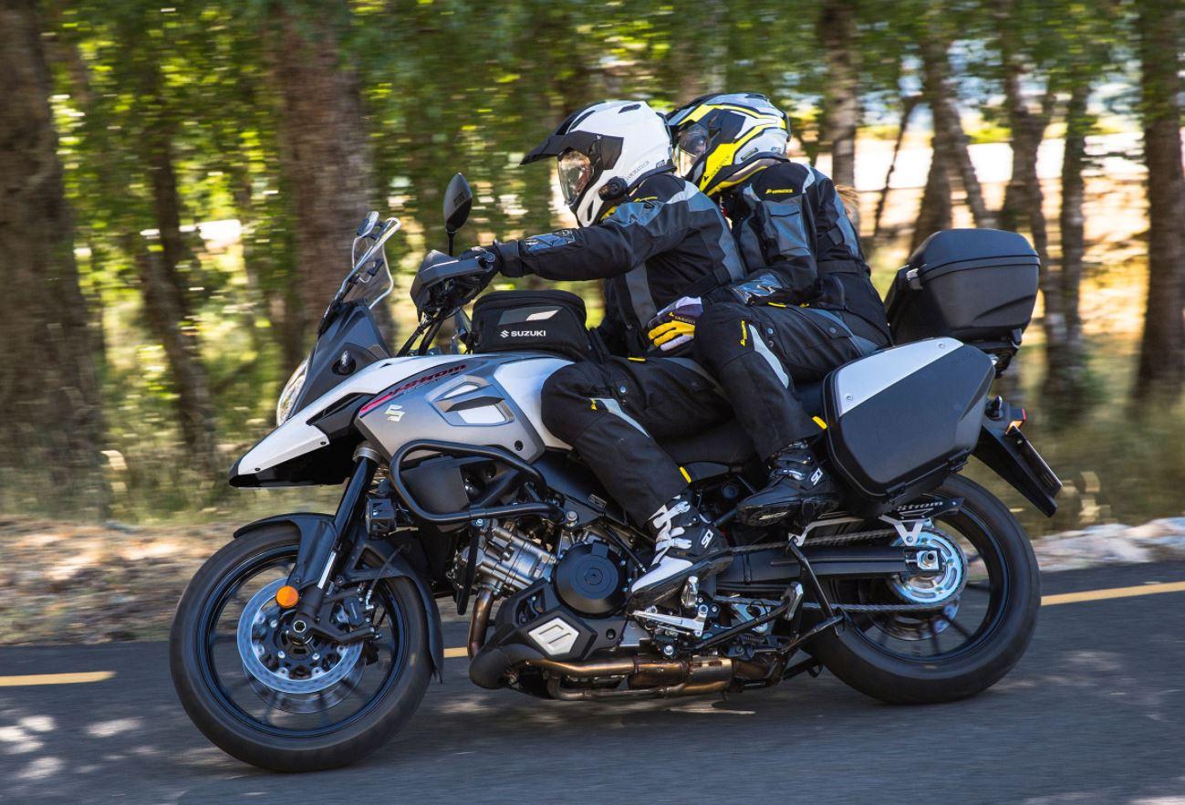 Suzuki V-Strom 650 XT Baujahr 2016 Bilder und technische Daten