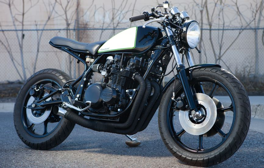 SwerveCustoms KZ750 - Front Right