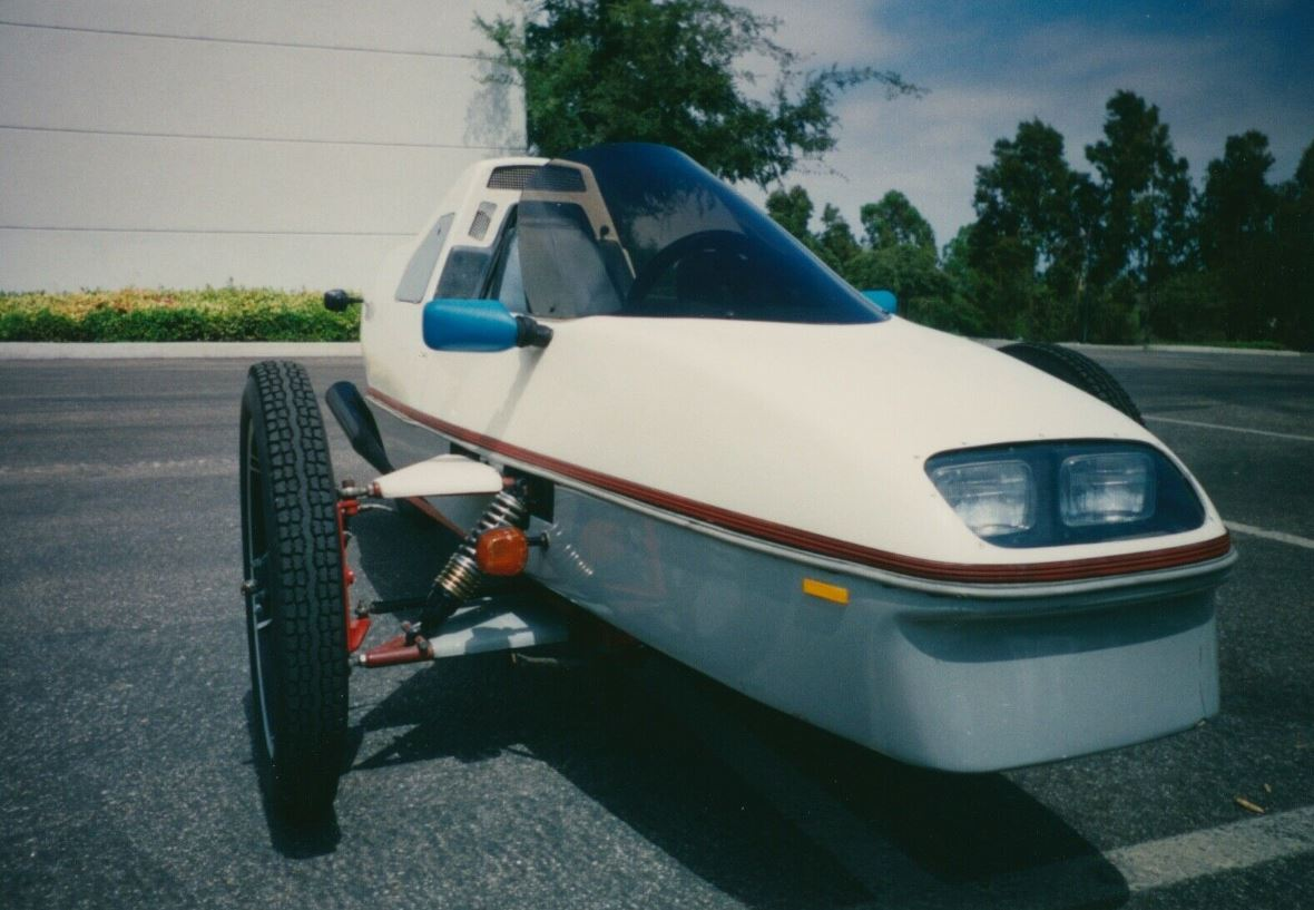 TV Star – 1983 Honda FT500 Ascot Trike