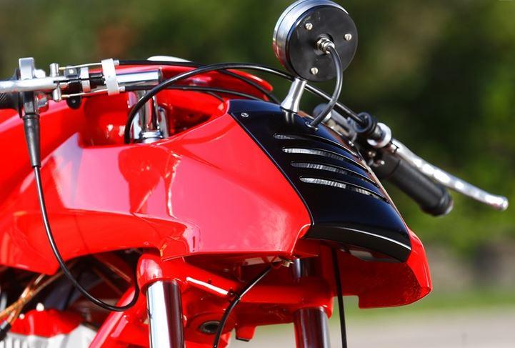 Target Design MV Agusta - Front Fairing