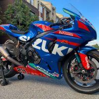 2015 Yoshimura-Suzuki GSX-R1000 MotoAmerica Superbike