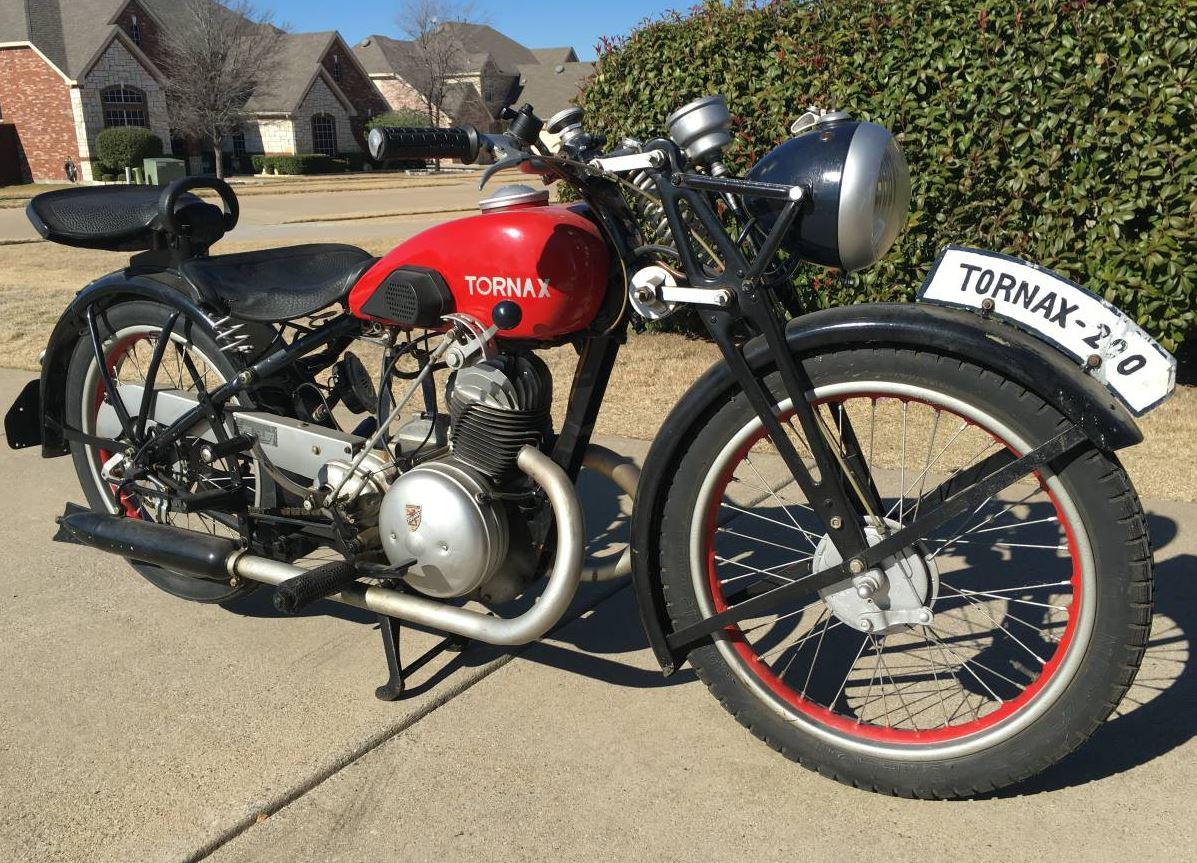 1937 Tornax K20