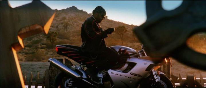 Torque Triumph Daytona 955i - Ice Cube Movie