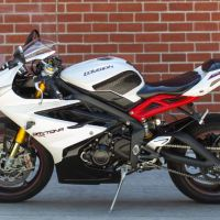 New Auction Bike - 2014 Triumph Daytona 675R