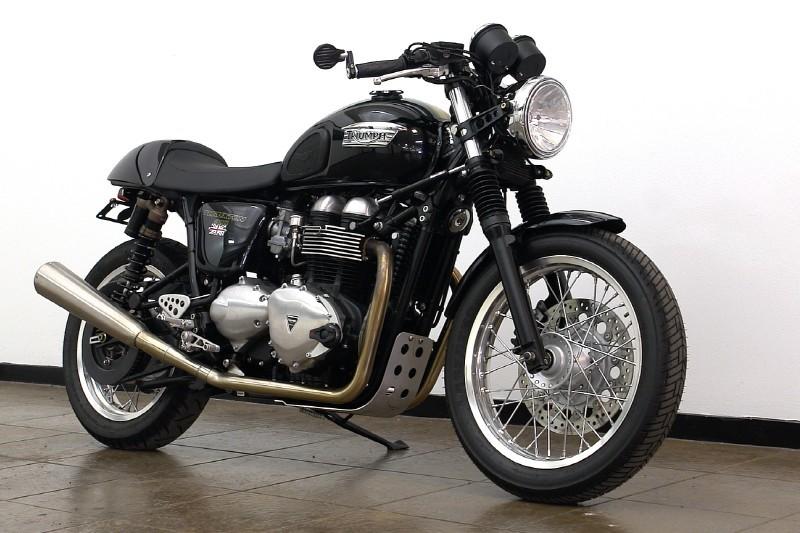 2013 triumph thruxton 900 custom bike urious. Black Bedroom Furniture Sets. Home Design Ideas