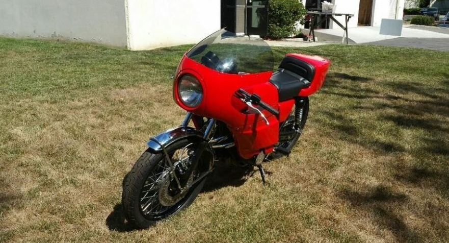 Vesco Bodied - 1975 Honda CB400F - Front Left