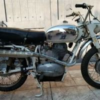 3 Decade Nap - 1968 Wards Riverside Scrambler 250