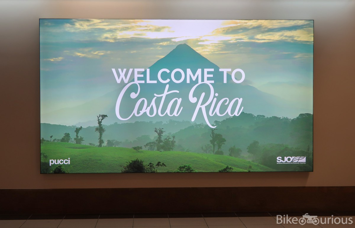 1,000 KM in Costa Rica - Day 1