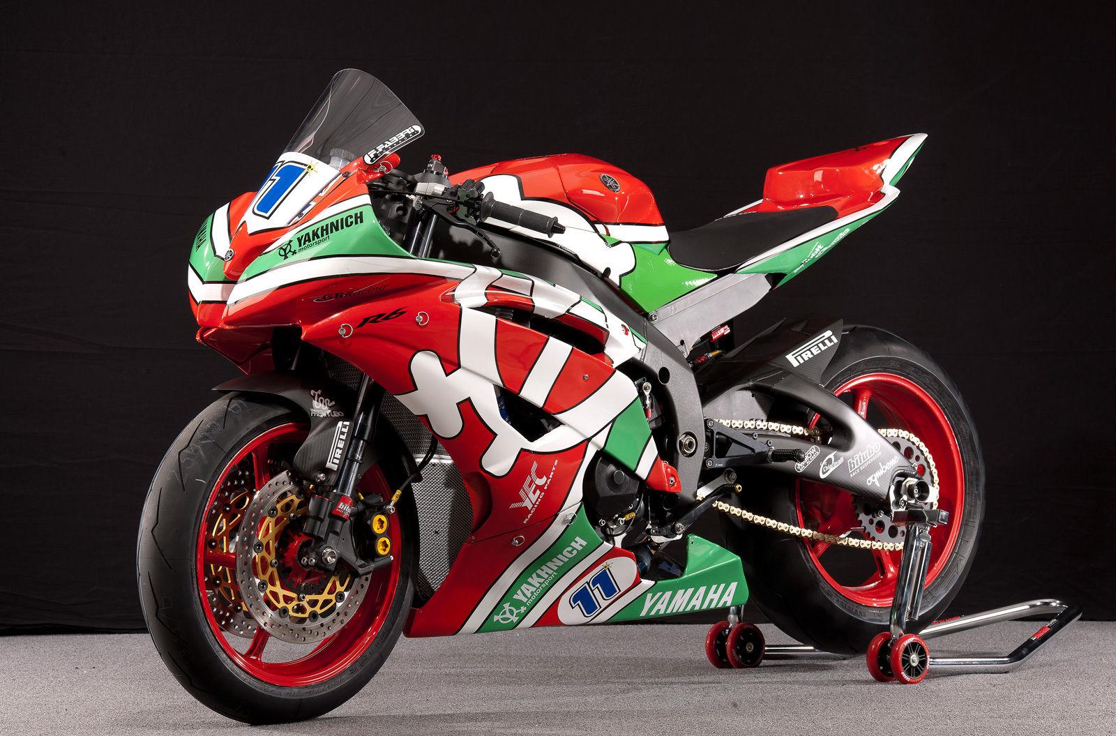 Supersport World Champion 2013 Yamaha R6 Bike Urious