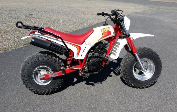 1985 Yamaha BW200