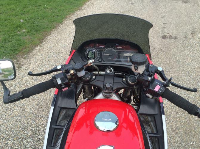 Well Modified – 1984 Yamaha FJ1100 | Bike-urious