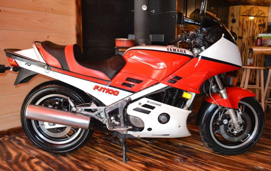 1985 Yamaha FJ1100 | Bike-urious