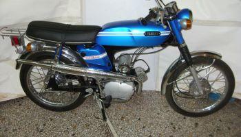 Brand New In the Netherlands – 1973 Yamaha FS1 Mini Enduro – Bike-urious