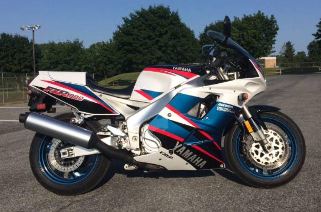 1995 Yamaha FZR1000