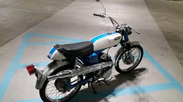 Yamaha G6S - Right Side