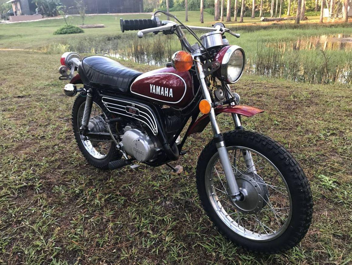 70, 80, or 90 – 3 Small Displacement Original Enduros – Bike