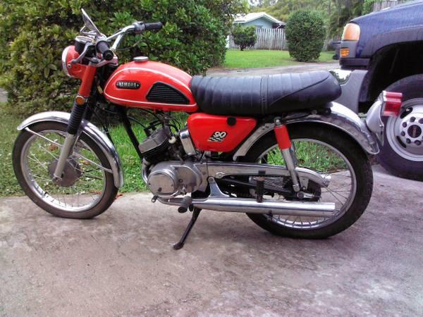 1970 Yamaha HS1 | Bike-urious