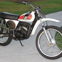 1975 Yamaha MX125B