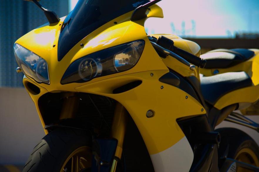 Yamaha R1 Limited Edition - 1