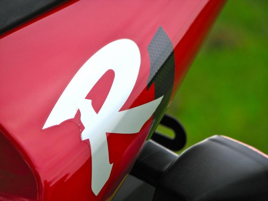 Yamaha R1 - Logo