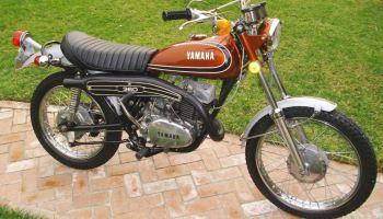 No Reserve 1970 Yamaha RT1 360 Bike Urious
