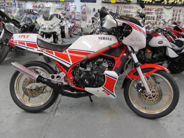 Nice Price – 1985 Yamaha RZ350 – Bike-urious