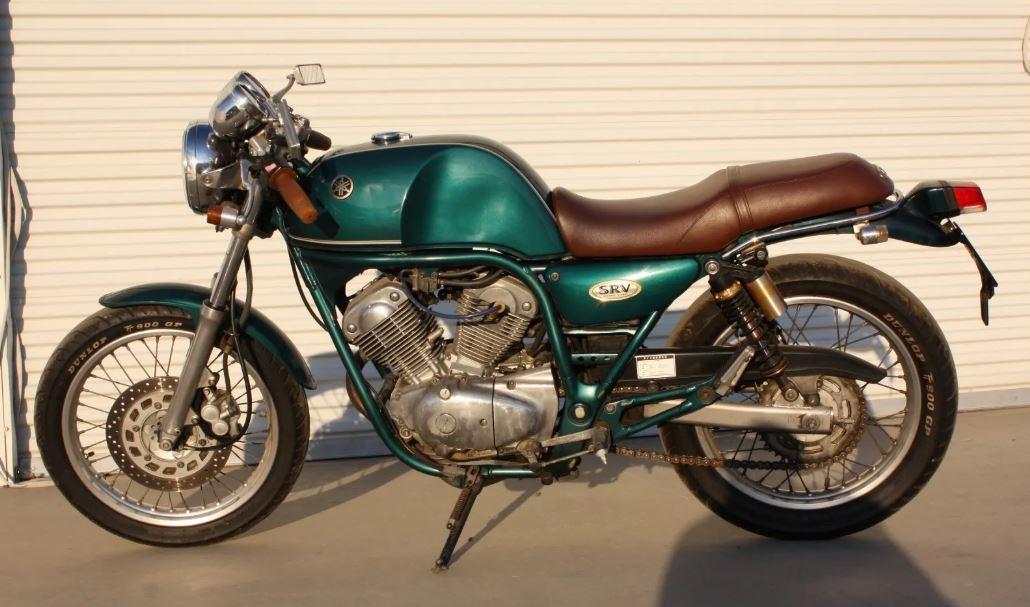 No Reserve JDM Import – 1993 Yamaha SRV250