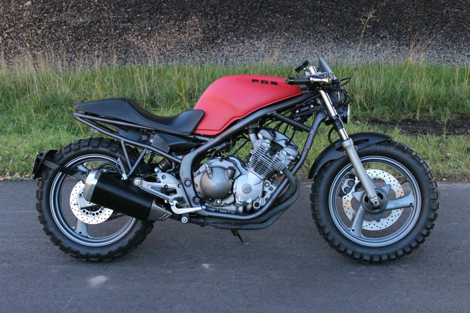 Yamaha Seca Ii Xj