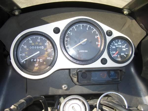 Yamaha TDM 850 - 2